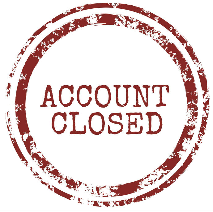 Account Closed