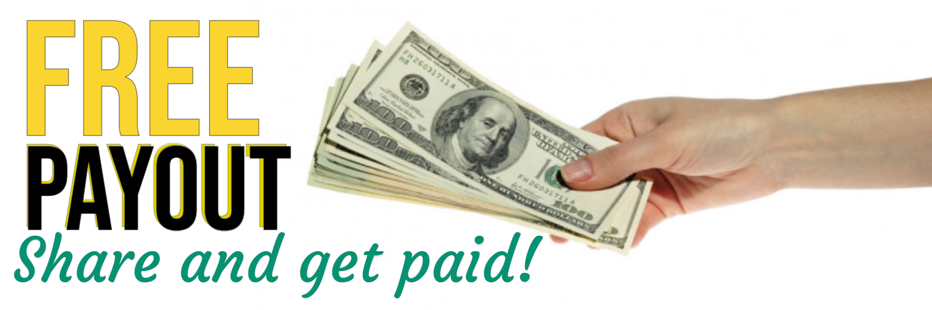 Share and get paid on paidbytheminute.com